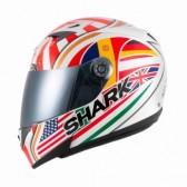 Capacete Shark S700 Replica Johan Zarco WOR